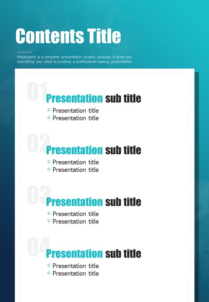 resume powerpoint template vertical  u2013 goodpello