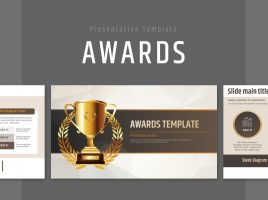 Awards Template Wide