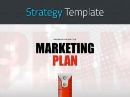 비즈니스 마케팅 기획서 템플릿