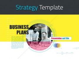비즈니스 사업계획서 템플릿