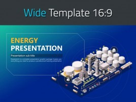 Energy Presentation Wide