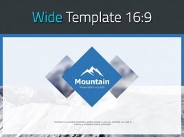 등산 와이드 프레젠테이션