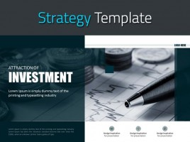 Standard Investment PPT Strategy