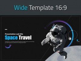 Space PowerPoint Wide