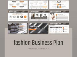Fashion Business Plan Strategy Template