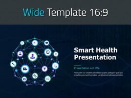 Smart Health PowerPoint Wide
