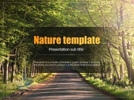 Natural Color Template