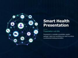 스마트 의료 프레젠테이션