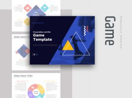 Game PPT Template