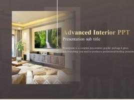 Advanced Interior PPT