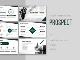 Prospect Business Plan Template Strategy