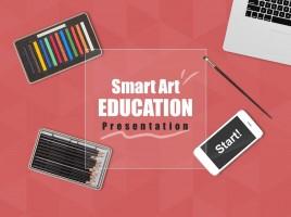 스마트 미술교육 프레젠테이션