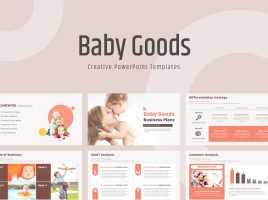 Baby Goods Business Plan Template Strategy