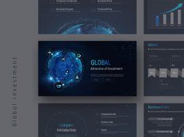 글로벌 투자유치 템플릿