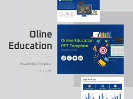 온라인 교육 템플릿