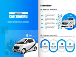 Car Sharing Template Strategy Vertical