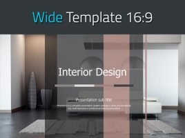 Modern Interior Presentation Wide