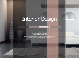 Modern Interior Presentation