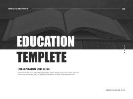Simple Presentation on Education