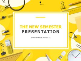 New Semester Presentation