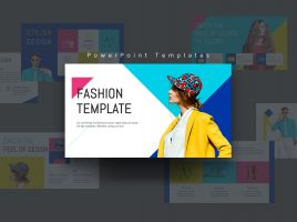Fashion Template Wide