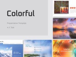 Colorful Presentation Template