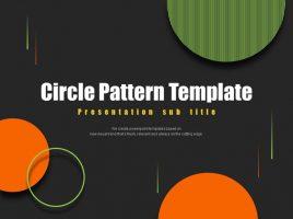 원 패턴 무료 템플릿