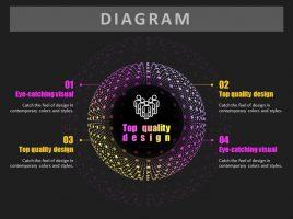 기하학 패턴 확산 다이어그램
