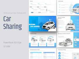 Car Sharing Template Strategy
