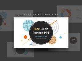 Free Circle Pattern PPT