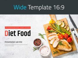 다이어트 식단 와이드 피피티