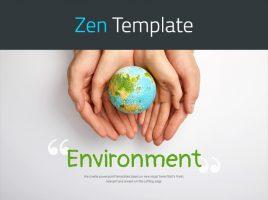 환경 템플릿