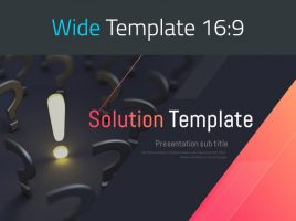 Solution Template Wide