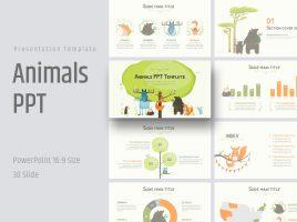 Animals PPT Wide
