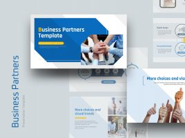 Business Partners Template Wide