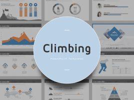 Climbing Presentation Wide