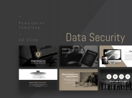 Data Security PPT Wide