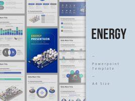 에너지 세로형 프레젠테이션