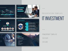 IT 투자유치 템플릿