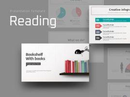책읽는 습관 와이드 템플릿