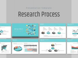 Research Process PPT Wide