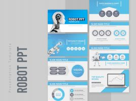 Robot PPT Wide