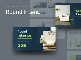 Round Interior PPT Wide