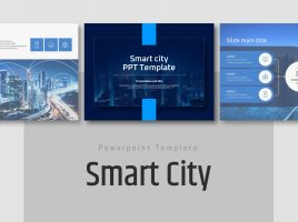 Smart City PPT Template