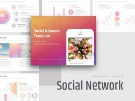 Social Network Template