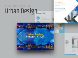 도시 설계 프레젠테이션
