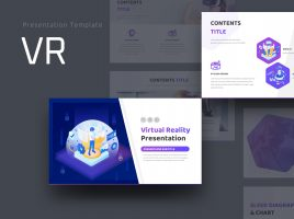 VR Presentation Template Wide