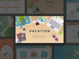 Vacation PowerPoint Wide