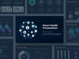 Smart Health PowerPoint Wide