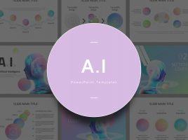 AI Presentation Template